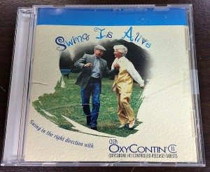 Swing is alive - OxyContin cd