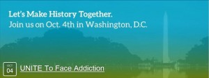 Unite to Face Addiction 10-4-15